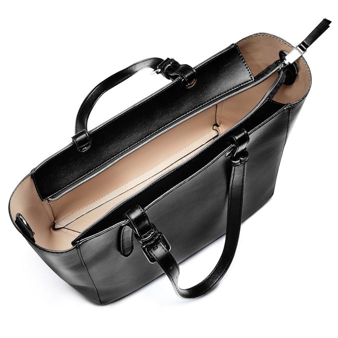 Bag bata, Noir, 961-6232 - 16