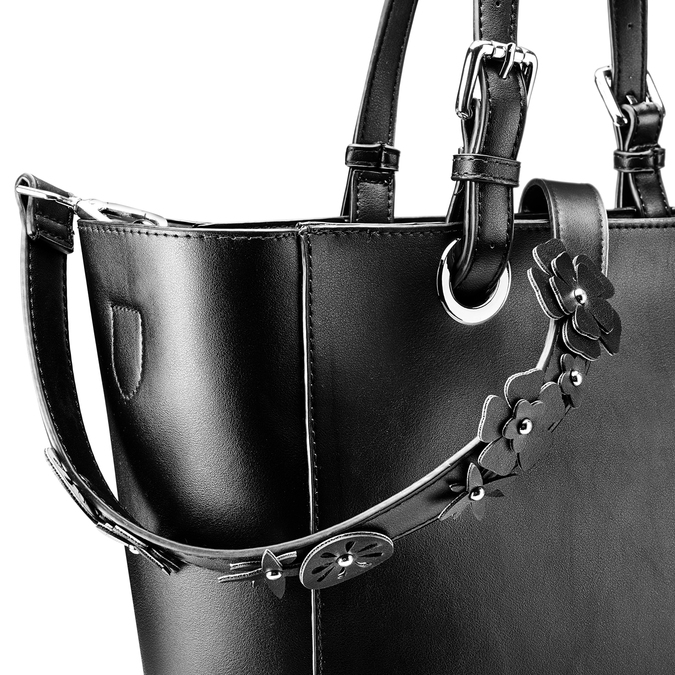 Bag bata, Noir, 961-6232 - 15