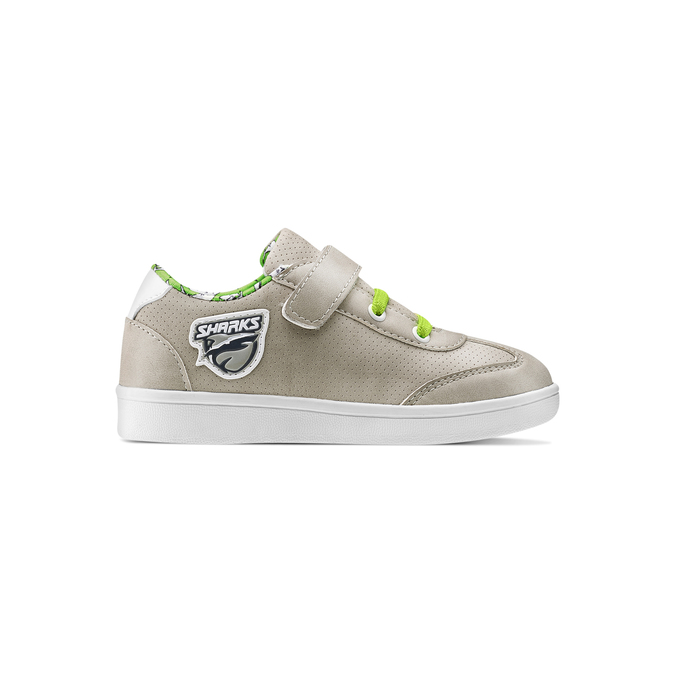 Childrens shoes mini-b, Gris, 211-2191 - 26