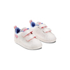 Childrens shoes adidas, Blanc, 101-1129 - 16