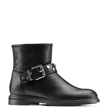 Childrens shoes mini-b, Noir, 391-6115 - 13