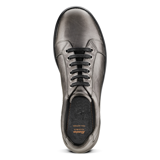 Men's shoes flexible, Brun, 844-3709 - 15
