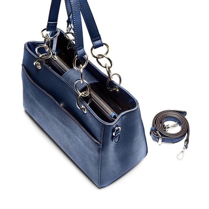 Bag bata, Bleu, 961-9343 - 17