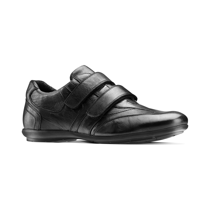 Men's shoes bata, Noir, 844-6140 - 13