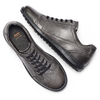 Men's shoes flexible, Brun, 844-3709 - 19