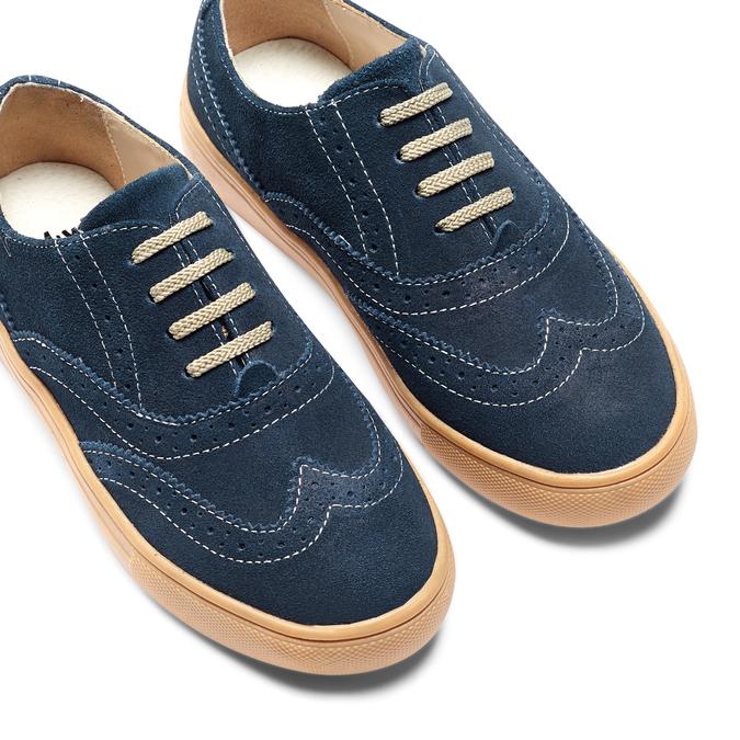 Childrens shoes mini-b, Bleu, 313-9191 - 26