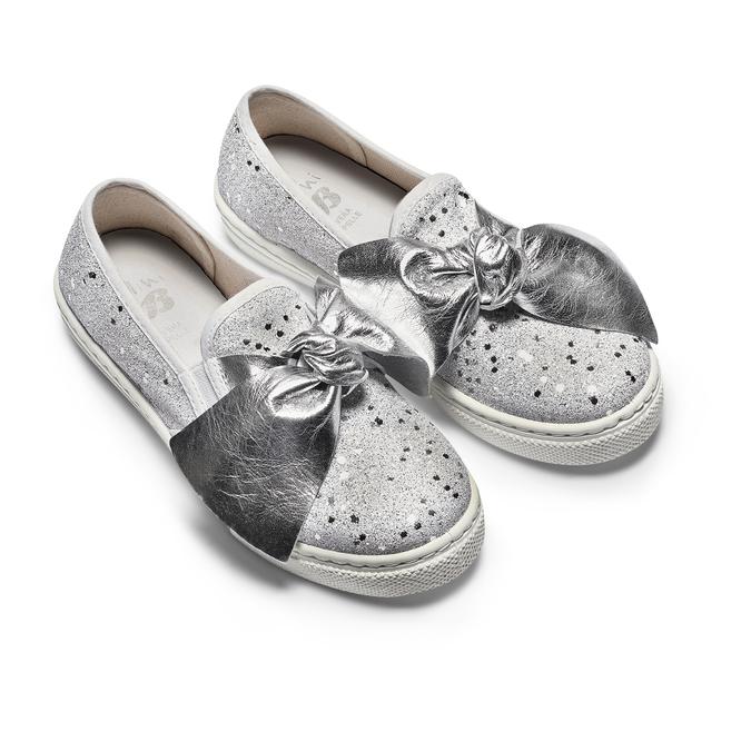 Childrens shoes mini-b, Blanc, 329-1337 - 16
