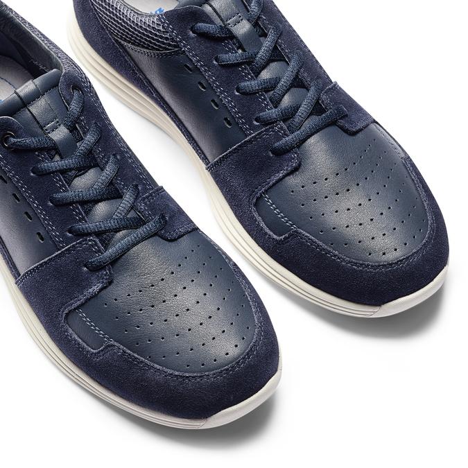 Men's shoes bata-light, Bleu, 844-9161 - 19
