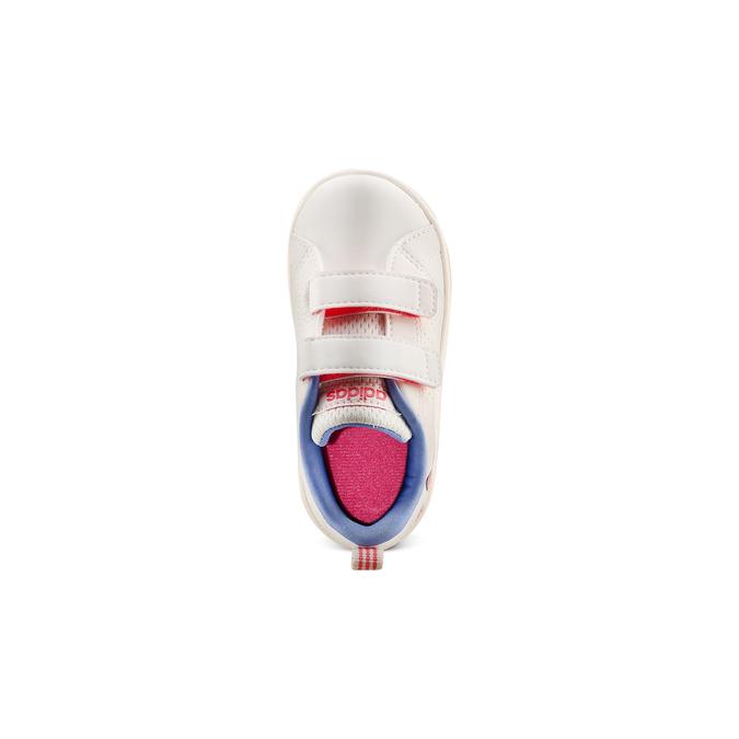 Childrens shoes adidas, Blanc, 101-1129 - 17