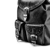 Backpack bata, Noir, 961-6288 - 15