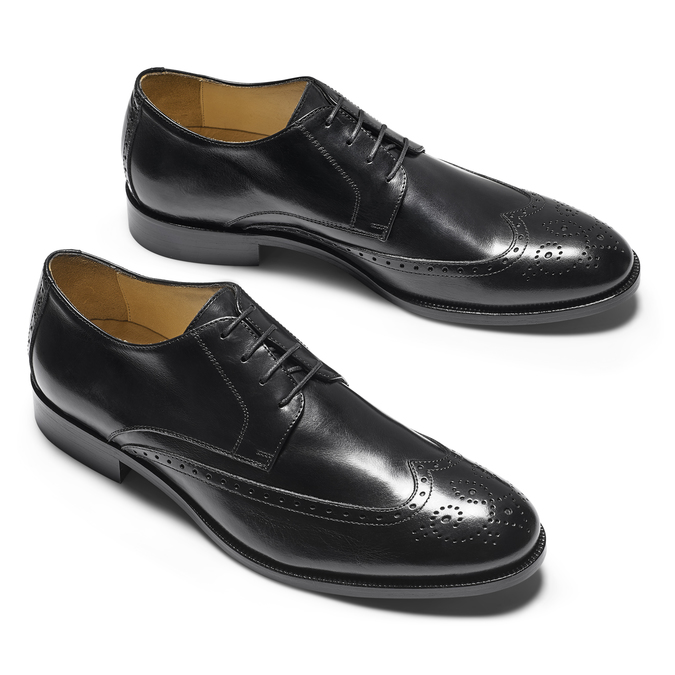 Men's shoes bata-the-shoemaker, Noir, 824-6342 - 19