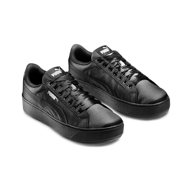 Women's shoes puma, Noir, 509-6710 - 16