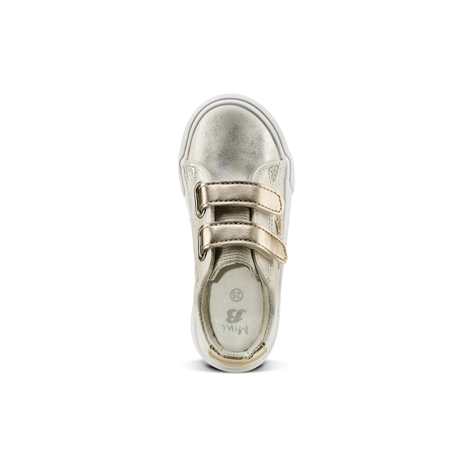 Childrens shoes mini-b, Blanc, 221-1218 - 15