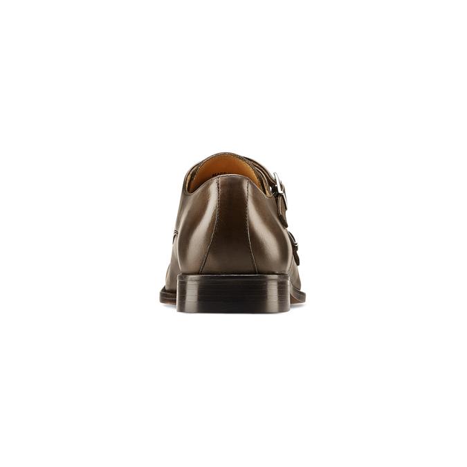 Men's shoes bata-the-shoemaker, Brun, 814-4130 - 16