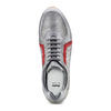 Men's shoes bata, Gris, 844-2142 - 17