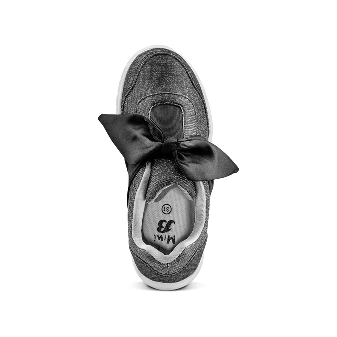 Childrens shoes mini-b, Noir, 329-6341 - 17