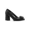 Women's shoes insolia, Noir, 729-6217 - 13