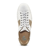 Men's shoes, Blanc, 844-1157 - 15