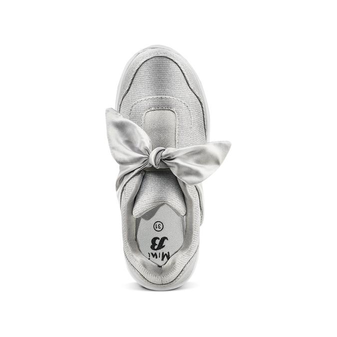 Childrens shoes mini-b, Blanc, 329-1341 - 17