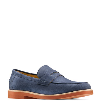 Men's shoes bata-light, Bleu, 813-9163 - 13