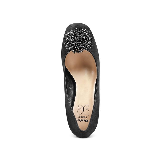 Women's shoes insolia, Noir, 729-6217 - 17