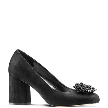 Women's shoes insolia, Noir, 729-6217 - 13