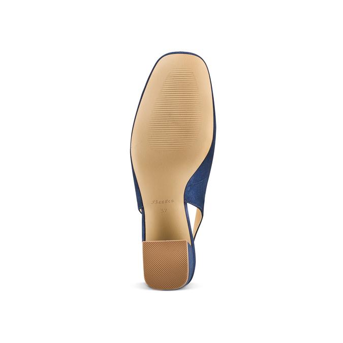 Women's shoes insolia, Bleu, 729-9216 - 19