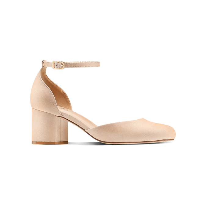 Women's shoes insolia, Rouge, 729-5208 - 13