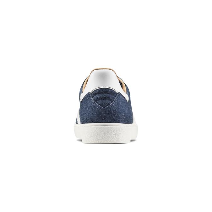 Men's shoes, Bleu, 843-9157 - 16