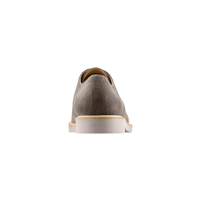 Men's shoes bata-light, Gris, 823-2284 - 15