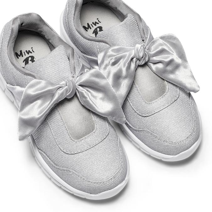 Childrens shoes mini-b, Blanc, 329-1341 - 26