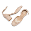 Women's shoes insolia, Rouge, 729-5208 - 26