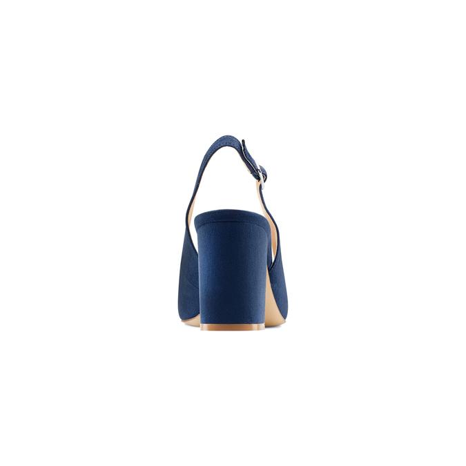 Women's shoes insolia, Bleu, 729-9216 - 15