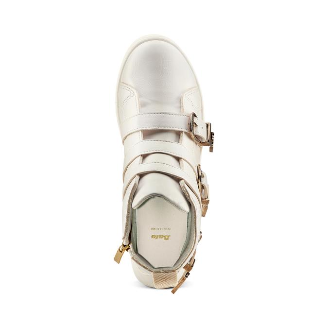 Women's shoes bata, Blanc, 541-1193 - 17