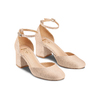 Women's shoes insolia, Rouge, 729-5208 - 16