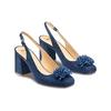 Women's shoes insolia, Bleu, 729-9216 - 16