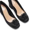 Women's shoes insolia, Noir, 729-6217 - 26