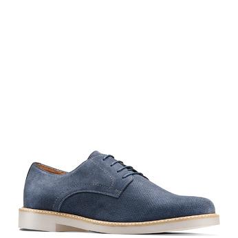 Men's shoes bata-light, Bleu, 823-9284 - 13
