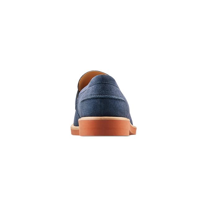 Men's shoes bata-light, Bleu, 813-9163 - 15