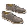 Men's shoes bata-light, Gris, 823-2284 - 26