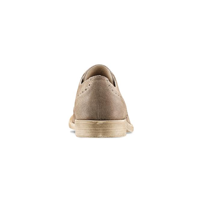 Men's shoes bata, Brun, 823-3306 - 16