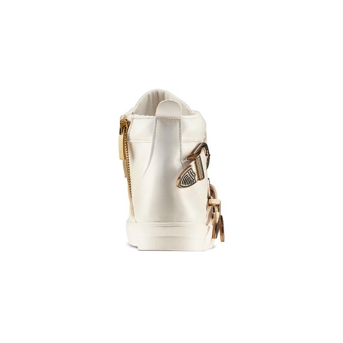 Women's shoes bata, Blanc, 541-1193 - 15