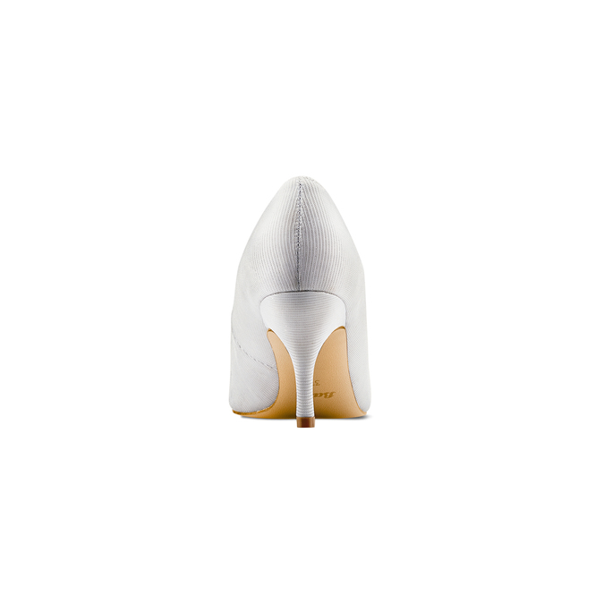 Women's shoes insolia, Blanc, 729-1199 - 15