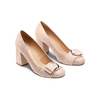 Women's shoes insolia, Rouge, 729-5207 - 16