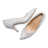Women's shoes insolia, Blanc, 729-1199 - 26