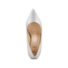 Women's shoes insolia, Blanc, 729-1199 - 17