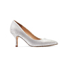 Women's shoes insolia, Blanc, 729-1199 - 13