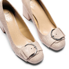 Women's shoes insolia, Rouge, 729-5207 - 26