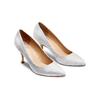 Women's shoes insolia, Blanc, 729-1199 - 16