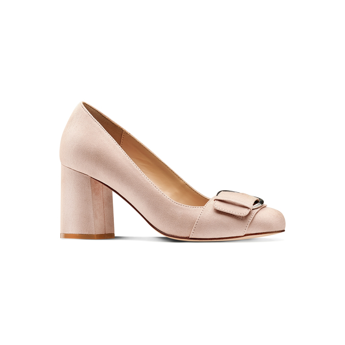 Women's shoes insolia, Rouge, 729-5207 - 13